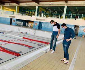La Concejalía de Deportes facilita la realización de la actividad física en las instalaciones municipales tras el covid-19