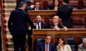 """PSOE: """"Vox utiliza la moción de censura con fines propagandísticos y sin aportar alternativa alguna"""""""