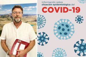 """Saorín: """"Hay que reducir el contacto social ante el elevado número de contagios por coronavirus"""""""