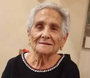 Fallece la centenaria ciezana Candelaria Teruel Cano