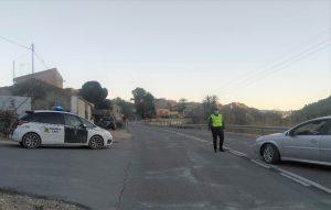 Se intensifica la vigilancia en Cieza para evitar las reuniones en el casco urbano y en las casas de campo