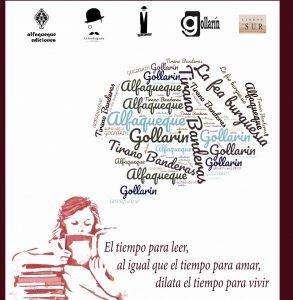 El Grupo Editorial Tres y Libros desea felices lecturas en el Día Internacional del Libro