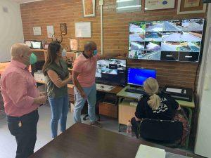 Ya están en funcionamiento las cámaras de vigilancia en Ascoy