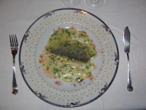 ¿Cómo cocinar 'dorada del Mar Menor rellena de bogavante'?