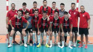 El Atlético Cieza Alubaño Senior arranca la temporada venciendo 5-2 al Molina FS en un gran choque
